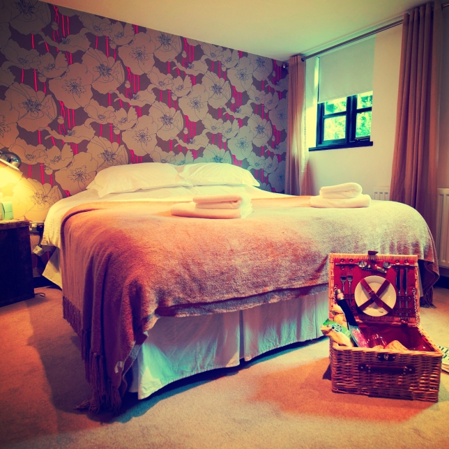 Our award-winning boutique bedrooms!